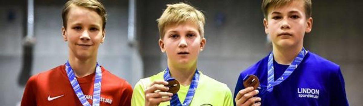 Robin Mathias Müür võitis Eesti meistritiitli