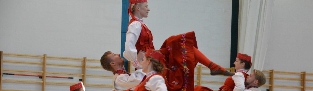 Tantsulust Otepääl