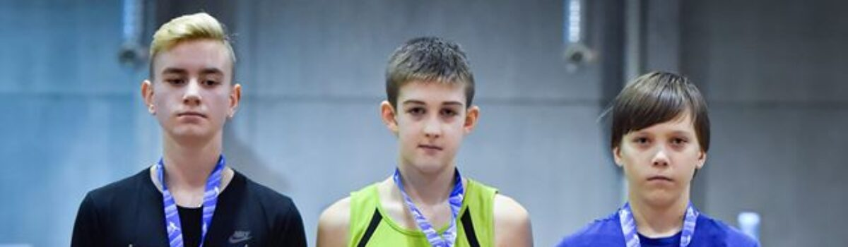 Otepää noored kergejõustiklased võitsid Eesti meistrivõistlustelt  4 medalit